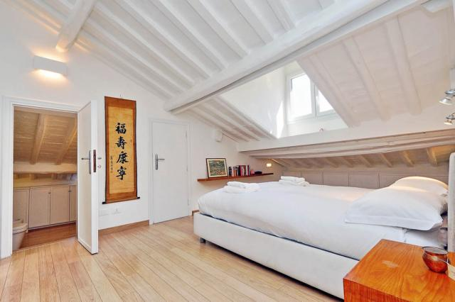 Pantheon Charming Attic